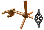 Кузнечный инструмент Корзинка (Фонарик)